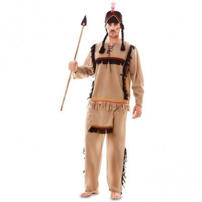 Foto van Indianen kostuum - Heren