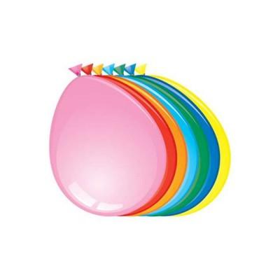 Foto van Ballonnen assorti kleuren 10 stuks