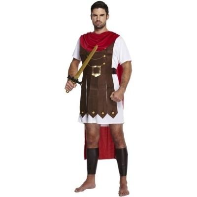 Foto van Romeinse generaal kostuum