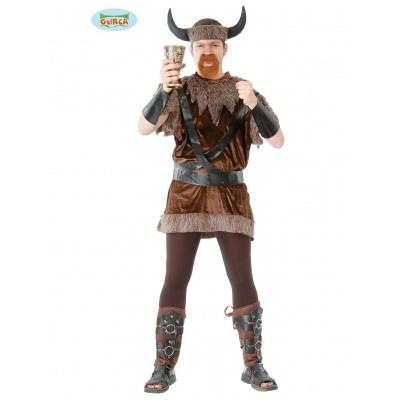 Foto van Viking kostuum man