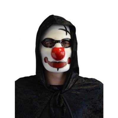 Foto van Clowns masker hard plastic