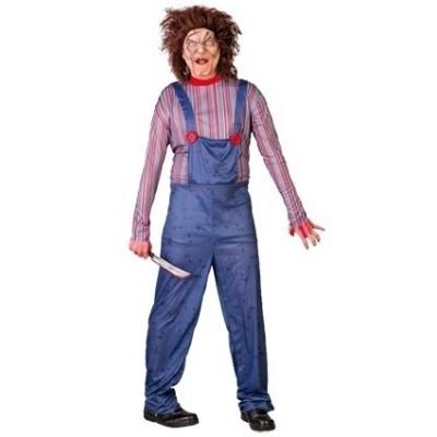 Foto van Chucky kostuum