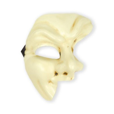 Foto van Venetiaans masker Fantasma uomo osso