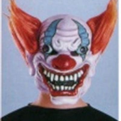 Foto van Masker Crazy Clown