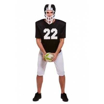 Foto van American Football kostuum