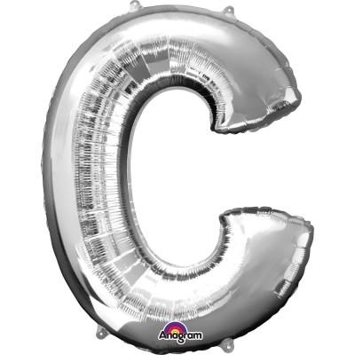 Foto van Air filled balloon C