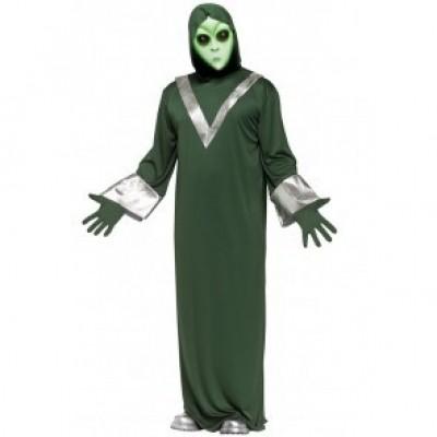 Foto van Alien kostuum