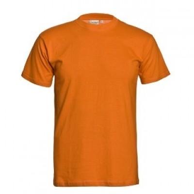 Foto van Oranje t-shirt