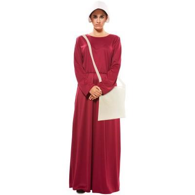 Foto van Handmaid's tale kostuum