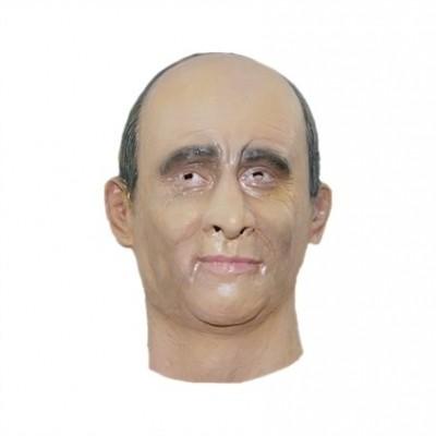 Foto van Vladimir Putin masker
