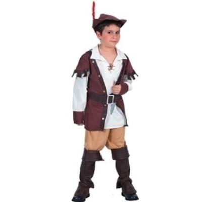 Foto van Robin Hood kostuum kind