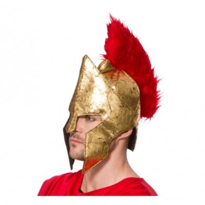 Foto van Romeinse helm legionair