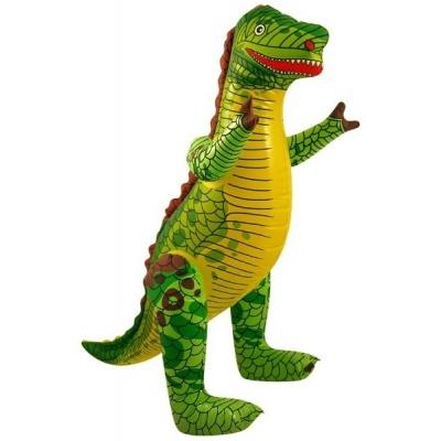 Foto van Opblaas Dinosaurus