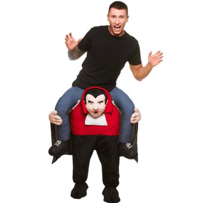 Foto van Carry me vampier kostuum
