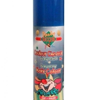 Foto van Hairspray blauw 125 ml