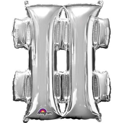 Foto van Air filled balloon #