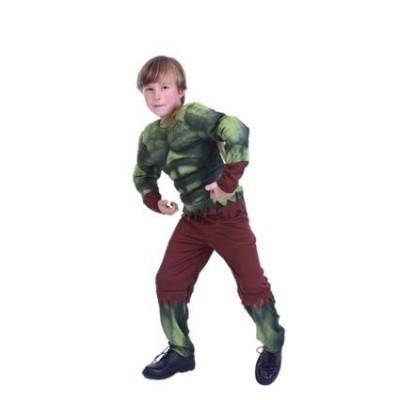 Foto van Hulk kind