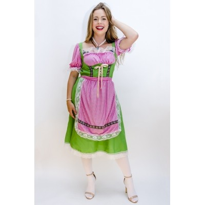 Foto van Tiroler jurk greta