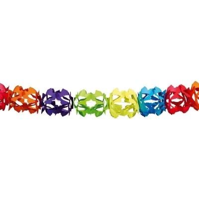 Slinger Papier Hoku-Multi. 6M/stk assorti kleuren