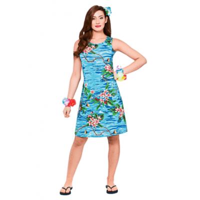 Foto van Hawaii jurk