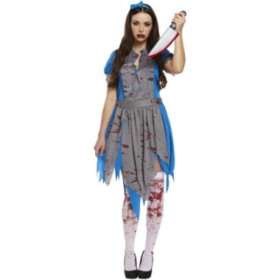 Foto van Horror Alice kostuum