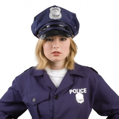 Pet 'Special police' (verstelbaar)
