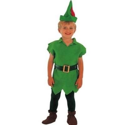 Foto van Kinder kostuum Robin Hood