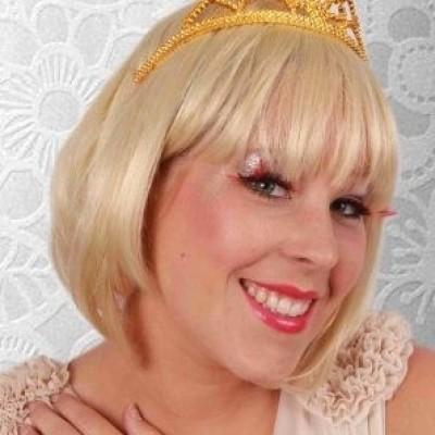 Foto van Prinsessenkroon goud