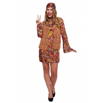 Foto van Hippie jurkje groovy