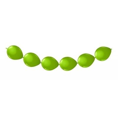 Foto van Fltx Knoopballonnen Lime Groen 3mtr