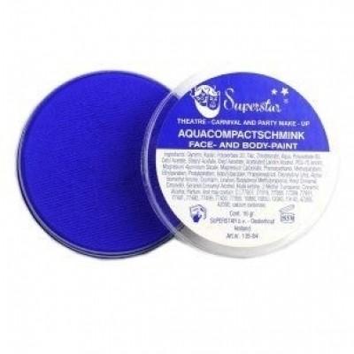Foto van Superstar schmink waterbasis kobalt blauw