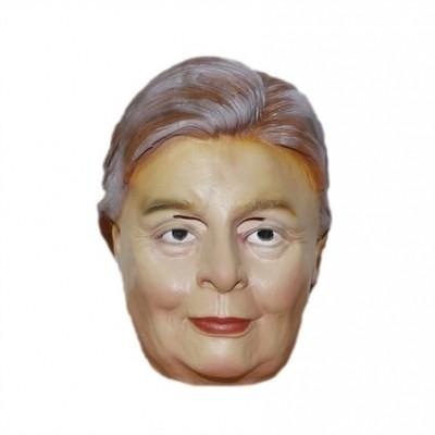 Foto van Hillary clinton masker