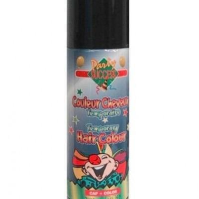 Foto van Hairspray zwart 125 ml