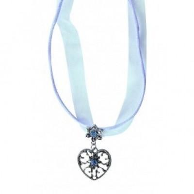 Foto van Tiroler ketting blauw