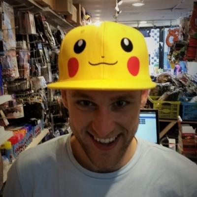 Foto van Pikachu pet