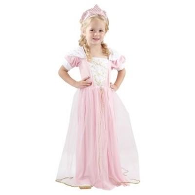 Foto van Prinses jurk roze
