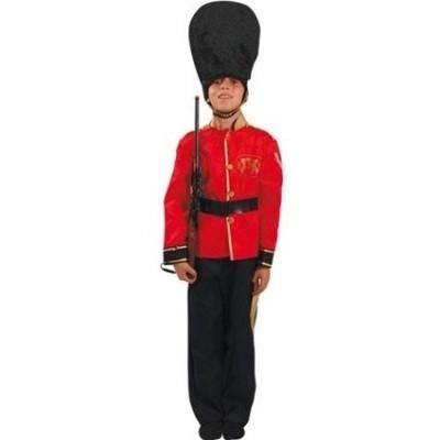 Foto van Britse soldaat 7-9 jaar (120-130cm)