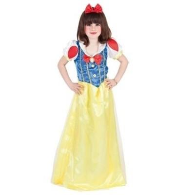 Foto van Sneeuwwitje kostuum kind
