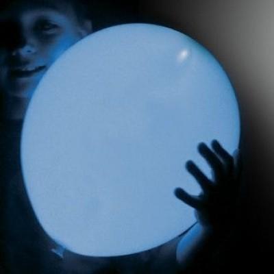 Illooms Ballonnen Blauw 5 st.