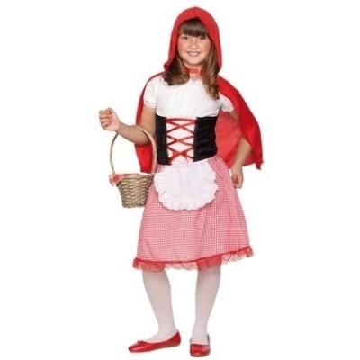 Foto van Roodkapje kostuum kind