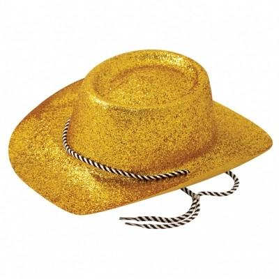 Foto van Gouden Cowboy Hoed
