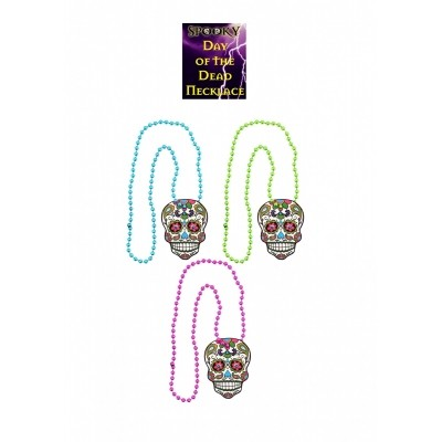 Foto van Day of the Dead ketting