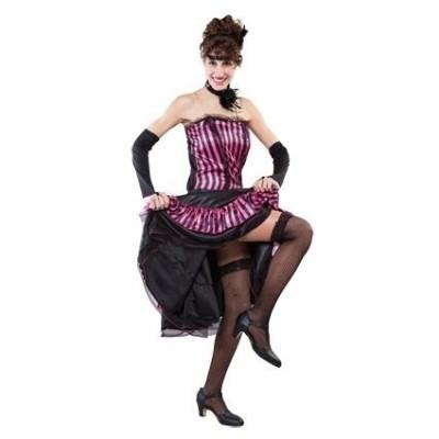 Foto van Jaren 20 jurkje saloon stijl