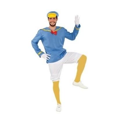 Matroos Donald Duck volwassen
