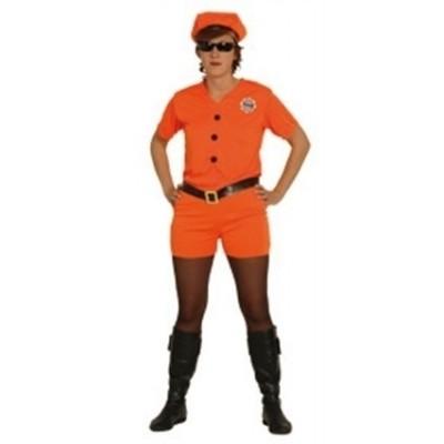 Foto van Oranje politie Maat M