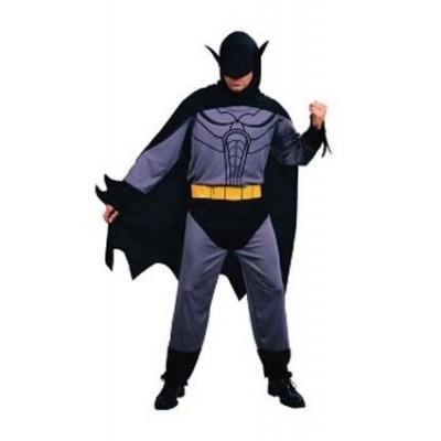 Foto van Batman pak volwassen kostuum