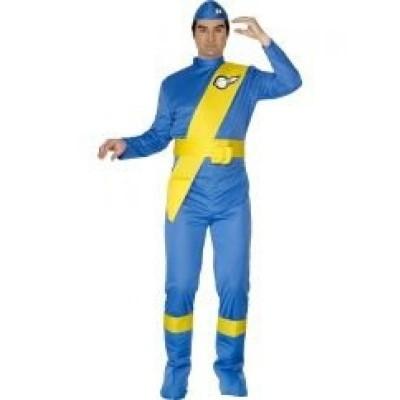 Foto van Thunderbirds kostuum Virgil