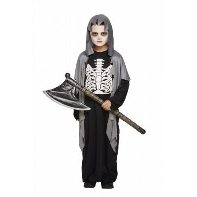 Foto van De dood kostuum