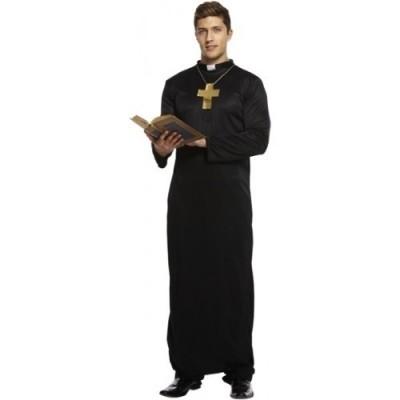 Foto van Priester kostuum volwassenen