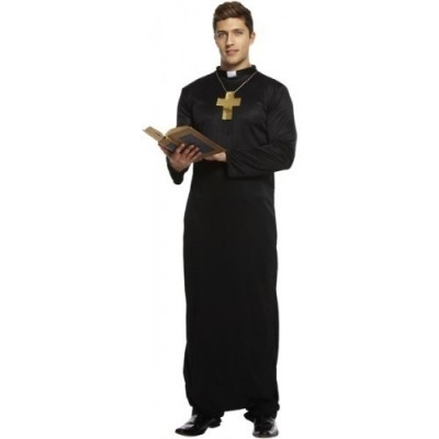 Foto van Priester kostuum